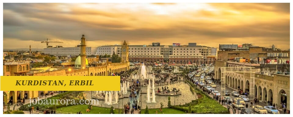 imagework abroad in Kurdistan
