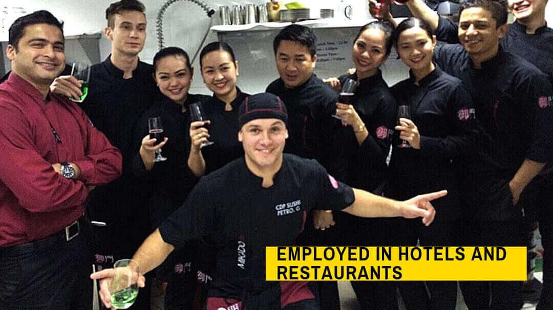 imageфото и видео традоустроенных клиентов в сфере Hospitality