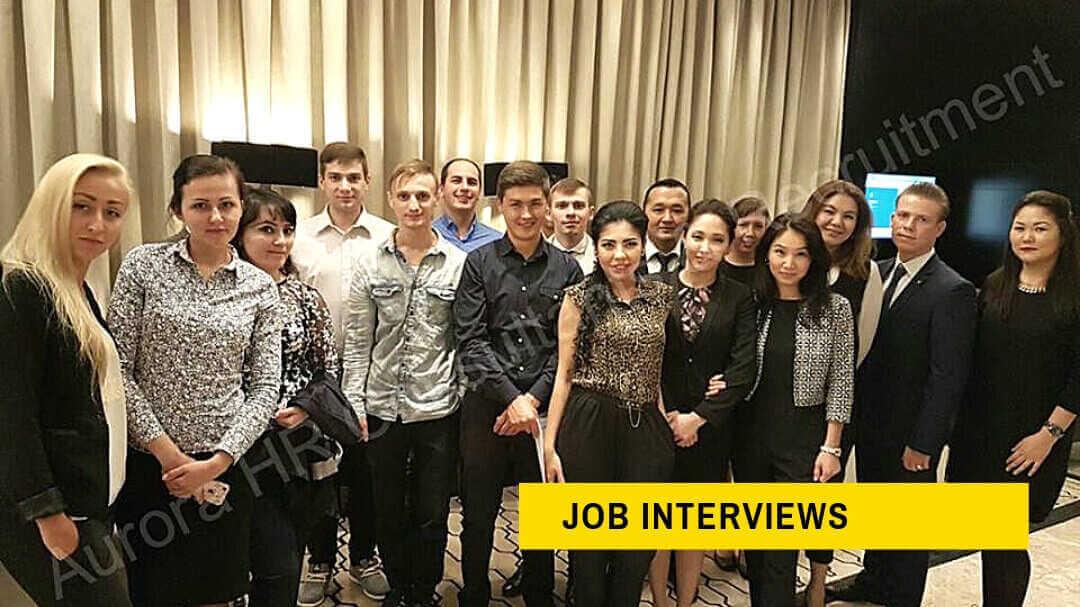 imageПерсональные Собеседования -Job interviews