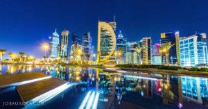 Робота в Досі столиці Катара