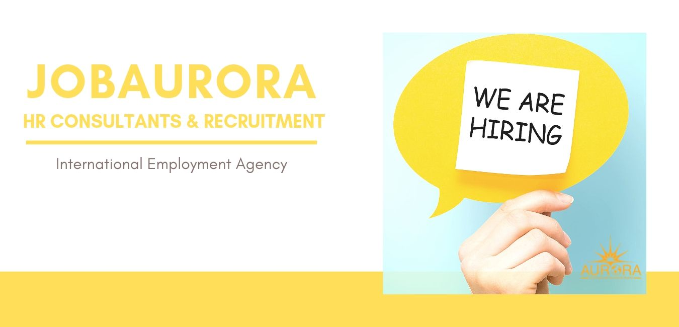 JobAurora HR Consultants & Recruitment hiring staff worldwide